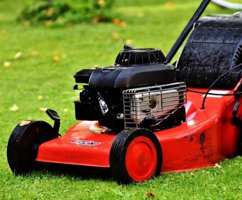 Starostlivosť o trávnik: Benzínové versus elektrické kosačky